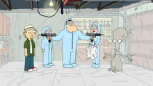 Watch American Dad - Abduction Online