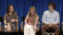 Watch American Horror Story - PaleyFest 2013: Lily Rabe On Music Behind the Scenes Online