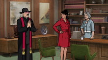 Watch Archer - Next On: the Papal Chase Online