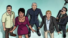 Watch Archer - Season Finale: Sea Tunt: Part II Online
