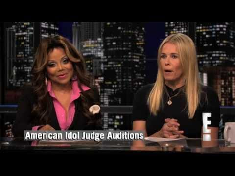 Watch Chelsea Lately - La Toya & Chelsea audition for American Idol Online