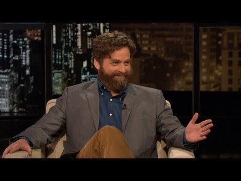 Watch Chelsea Lately - Zach Galifianakis Shared a Bed With Chelsea Online