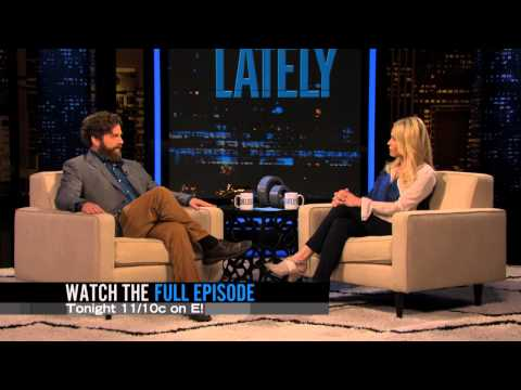 Watch Chelsea Lately - Zach Galifianakis & Chelsea shared a hotel room when they first started out Online