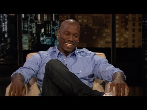 Watch Chelsea Lately - Tyrese Gibson Blushes About Sex Life Online