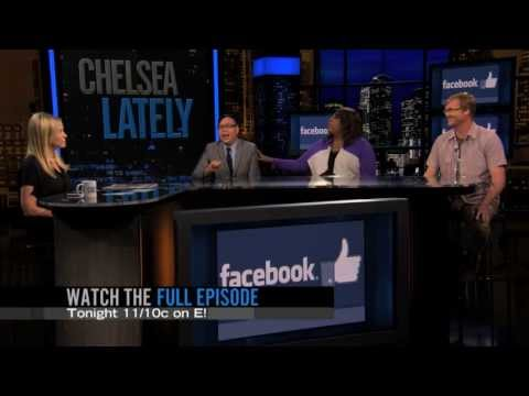 Watch Chelsea Lately - Chelsea Lately FACEBOOK Announcement Online