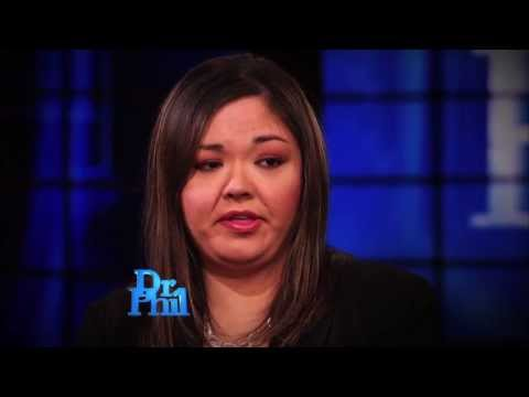 Mark Augustin Castellano, suspected murderer, on Dr. Phil, in court