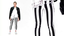 Watch FabSugarTV - See How We're Wearing Spring's Black and White Trend Now Online