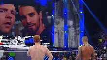 Watch Friday Night SmackDown - The Shield Challenges Randy Orton and Sheamus Online