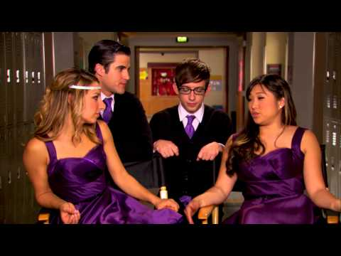 Watch Glee - Behind The Scenes: