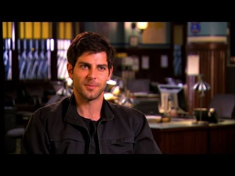 Watch Grimm - David Giuntoli Talks Grimm Season 2 Online