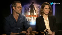 Watch HitFix - Iron Man 3: Guy Pearce & Rebecca Hall Interview Online
