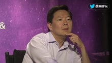Watch HitFix - Pain & Gain: Ken Jeong & Bar Paly Interview Online