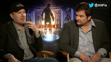 Watch HitFix - Iron Man 3: Kevin Feige & Shane Black Interview Online