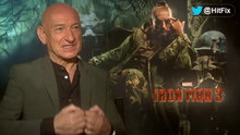 Watch HitFix - Iron Man 3: Ben Kingsley Interview Online
