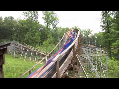 Watch Insane Coaster Wars - Insane Coaster Wars - Clip 1 Online