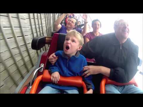 Watch Insane Coaster Wars - Insane Coaster Wars: Clip 2 Online