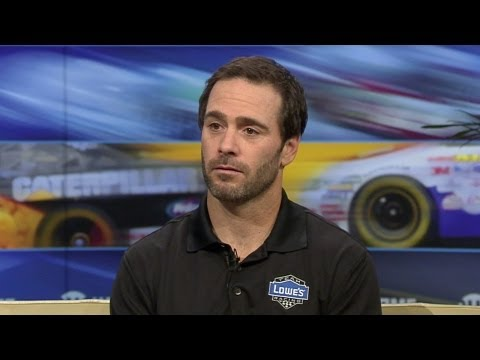 Watch Inside Nascar - Inside NASCAR - Jimmie Johnson Interview - SHOWTIME Online