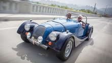 Watch Jay Leno's Garage - 1970 Morgan Plus 8 Hot Rod Online
