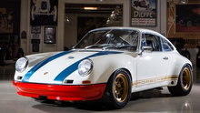 Watch Jay Leno's Garage - 1972 Porsche 911 72STR Online