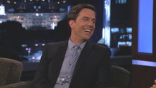 Watch Jimmy Kimmel Live! - Ed Helms, Part 3 Online