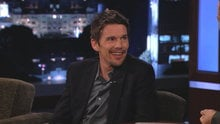 Watch Jimmy Kimmel Live! - Ethan Hawke, Part 1 Online