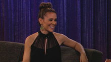 Watch Jimmy Kimmel Live! - Alyssa Milano, Part 1 Online