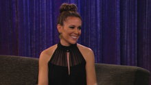 Watch Jimmy Kimmel Live! - Alyssa Milano, Part 2 Online