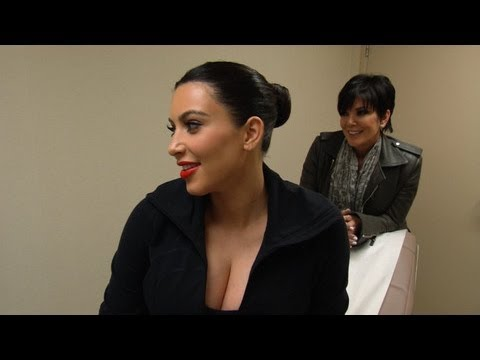 Watch Keeping Up with The Kardashians - Kim Kardashian Learns Her Baby's Gender! Online