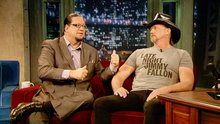 Watch Late Night with Jimmy Fallon - Trace Adkins and Penn Jillette Online