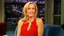 Watch Late Night with Jimmy Fallon - Gillian Anderson On
