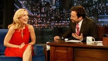 Watch Late Night with Jimmy Fallon - Gillian Anderson Is a Fan of Beards Online