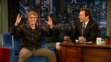 Watch Late Night with Jimmy Fallon - Dana Carvey Tries Out His Jimmy Fallon Impression Online