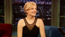 Watch Late Night with Jimmy Fallon - Elisabeth Moss Has a New Haircut Online