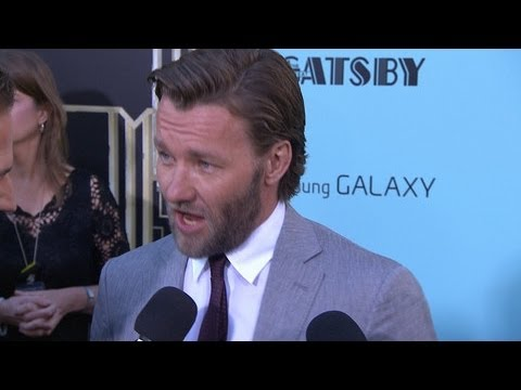 Watch Live From the Red Carpet - Joel Edgerton Shares