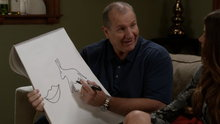 Watch Modern Family - Gloria Plays Pictionary Online