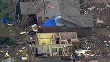 Watch NBC Nightly News with Brian Williams - Aerials Show Tornados 17-mile-long Path Online
