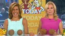 Watch NBC TODAY Show - Kathie Lee, Hoda Show Off Their Coconuts Online
