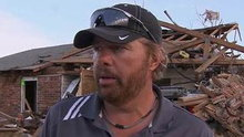 Watch NBC TODAY Show - Moore Native Toby Keith: These People Are Resilient Online