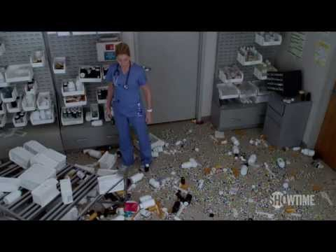 Watch Nurse Jackie - Nurse Jackie Season 5: Episode 7 Clip - Breaks up the Day Online