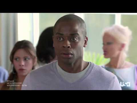 Watch Psych - Psych, Season 7 - Nip and Suck it Promo Online