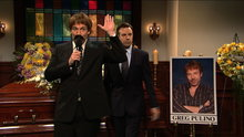 Watch Saturday Night Live - Greg's Funeral Online