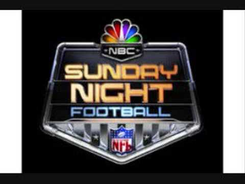 Watch Sunday Night Football - NBC Sunday Night Football Theme Online