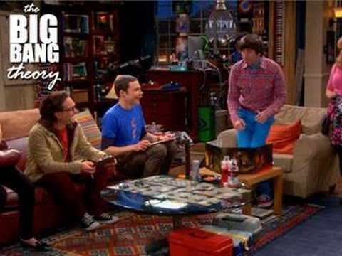 Watch The Big Bang Theory - The Big Bang Theory - Your Playing D and D Online