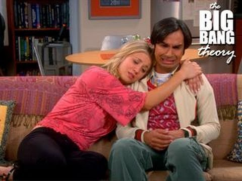 Watch The Big Bang Theory - The Big Bang Theory - Raj Opens Up to Penny Online