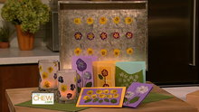 Watch The Chew - Craft Corner: Pressed Flower Cards Online