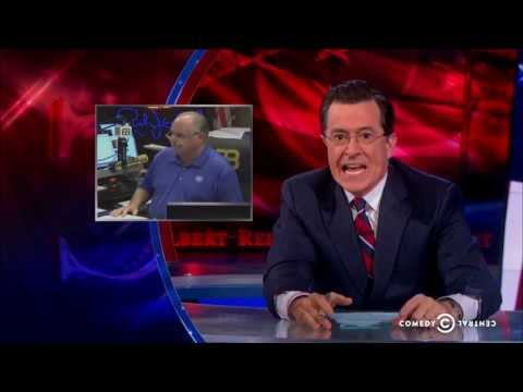 Watch The Colbert Report - Colbert Report: Recap - Week of 5/6/13 Online