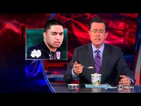 Watch The Colbert Report - The Colbert Report 5/14/13 in :60 Seconds Online