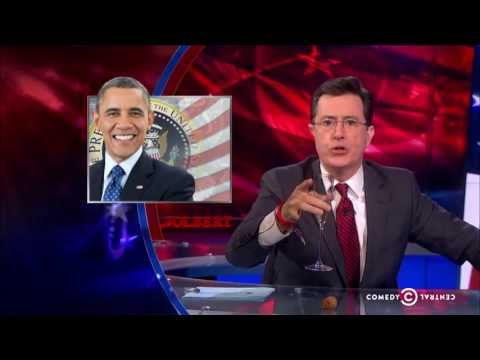 Watch The Colbert Report - The Colbert Report 5/13/13 in :60 Seconds Online