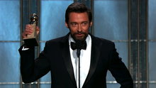 Watch The Golden Globe Awards - Best Actor, Motion Picture, Comedy or Musical: Hugh Jackman Online