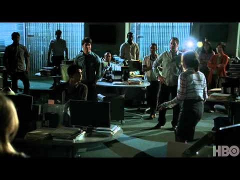 Watch The Newsroom - The Newsroom Season 1: Episode 9 Clip - Becoming a Team Again Online